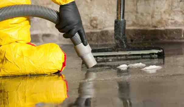 How to Handle a Stinky Sewage Situtation