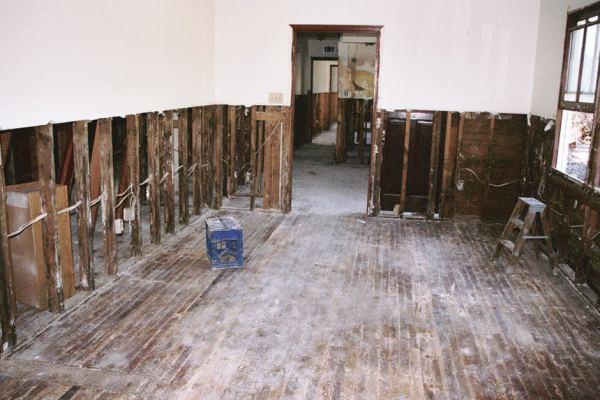 Water Damage Checotah Restoration Process