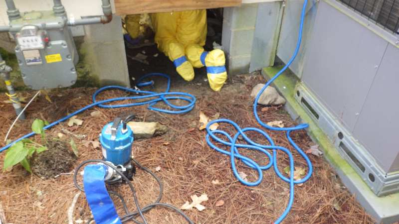 5 Tips for Preventing Crawlspace Water Damage